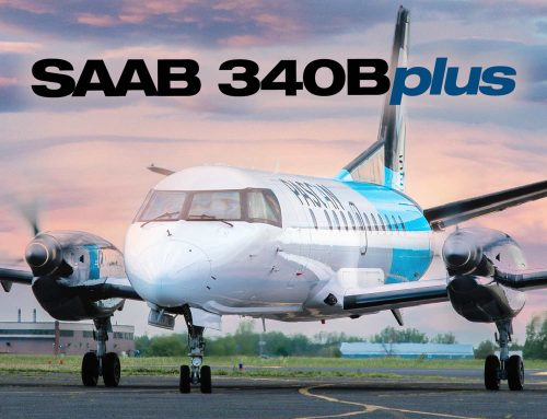Jetstream Aviation Capital Delivers One Saab 340B+ Passenger Aircraft to Pascan Aviation