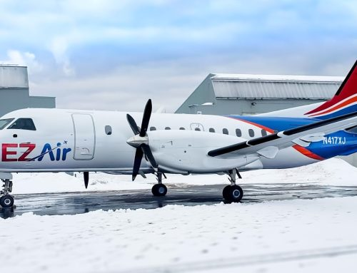Jetstream Aviation Capital Delivers One Saab 340B+ Passenger Aircraft to EZ Air